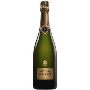 Champagne Bollinger – Bollinger R.D.2002