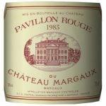 Château Margaux – Pavillon Rouge