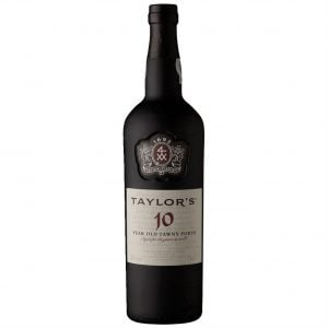 Taylor's Port Wine – 10 Year Old Tawny