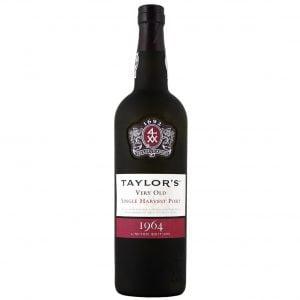 Taylor's Port Wine – 1964 Single Harvest