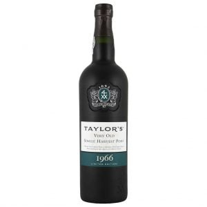 Taylor's Port Wine – 1966 Single Harvest