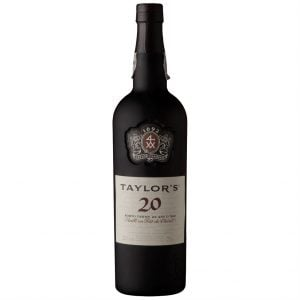 Taylor's Port Wine – 20 Year Old Tawny
