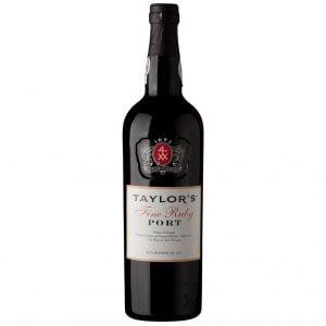 Taylor's Port Wine – Fine Ruby Port