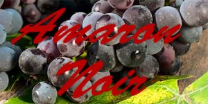 Aramon Noir grapes