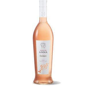 Codorniu - Viñas de Anna Flor de Rosa