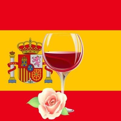 Spanish Rosé Wine