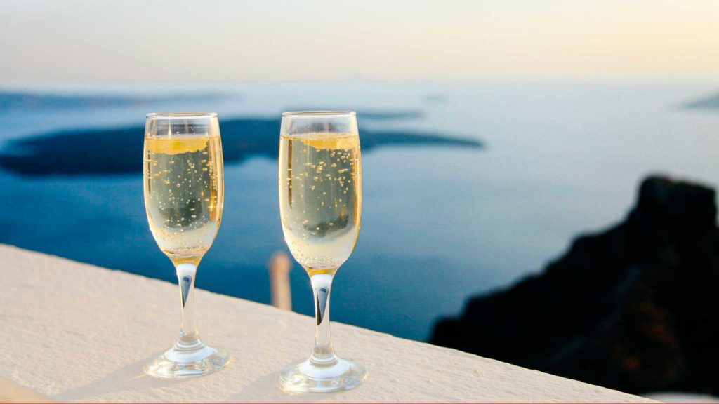 Summer and Sparkling Wine