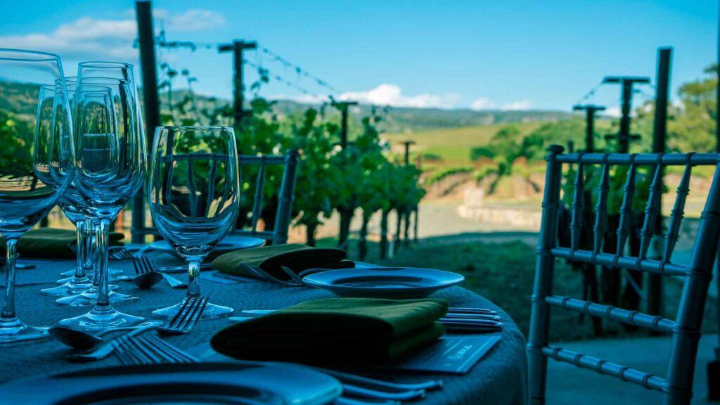 Camping for Wine in Sonoma California