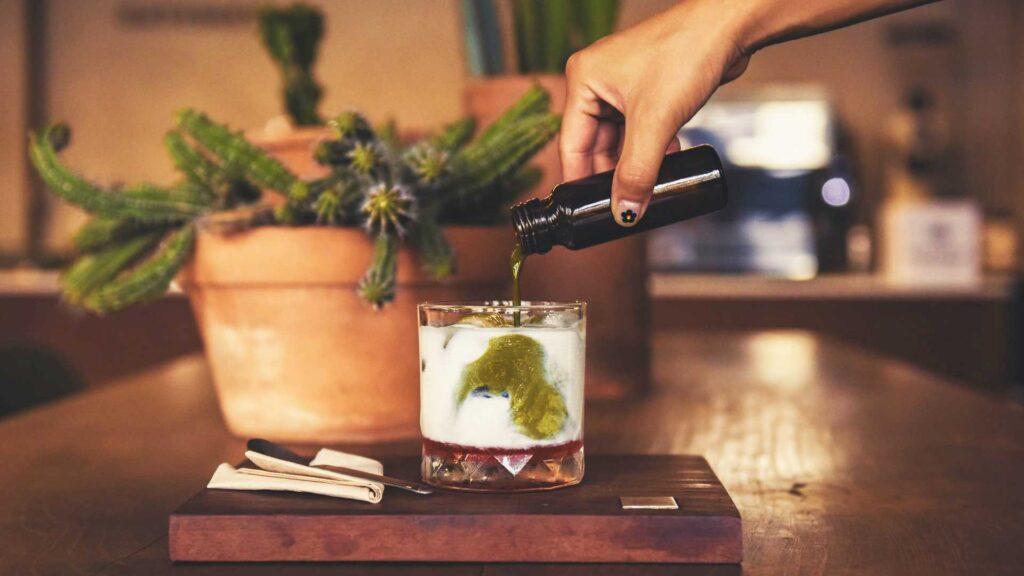 CBD Infused Cocktails