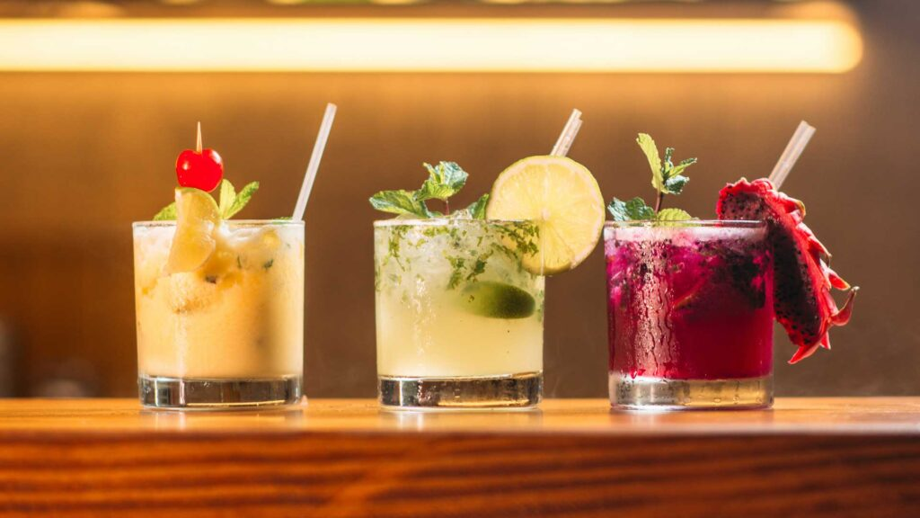 CBD Infused Mocktails