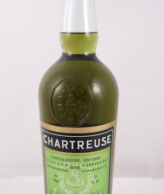 ('60's bottling) Grande Chartreuse (60's bottling)  Yellow L Garnier