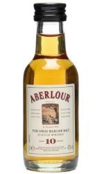 Aberlour - 10 Year Old Miniature 5cl Miniature