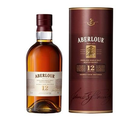 Aberlour 12-year-old Speyside Single Malt Whisky
