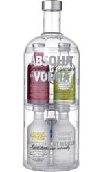 Absolut - Naturals Gift Pack 5x 5cl Miniatures