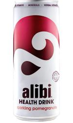 Alibi - Sparkling Pomegranate 24x 330ml Cans