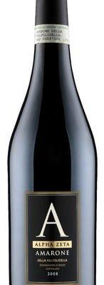 Alpha Zeta - A Amarone 2012 6x 75cl Bottles