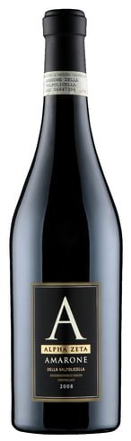 Alpha Zeta - A Amarone 2012 6x 75cl Bottles