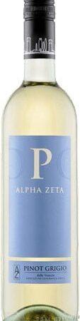 Alpha Zeta - P Pinot Grigio 2014 75cl Bottle