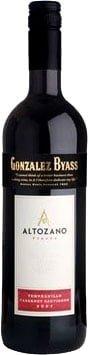 Altozano - Tempranillo Cabernet 2014 75cl Bottle