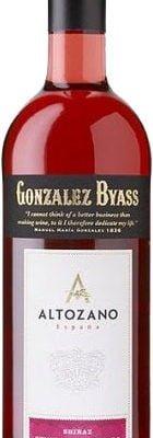 Altozano - Tempranillo Shiraz Rosado 2014 75cl Bottle