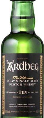 Ardbeg - 10 Year Old Miniature 5cl Miniature