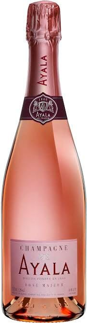 Ayala - Rose Majeur NV 75cl Bottle