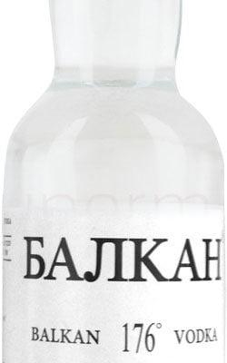 Balkan - Vodka 176 Miniature 4cl Miniature