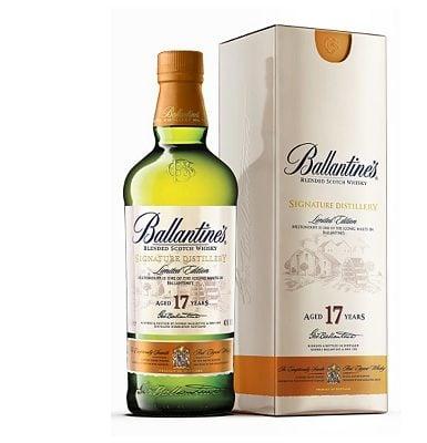 Ballantine's 17-year-old Miltonduff Edition