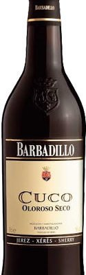 Barbadillo - Old Dry Oloroso Cuco 6x 75cl Bottles