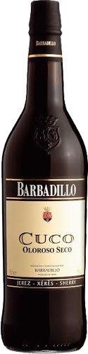 Barbadillo - Old Dry Oloroso Cuco 6x 75cl Bottles
