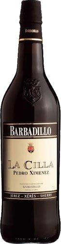 Barbadillo - Pedro Ximenez La Cilla 6x 75cl Bottles