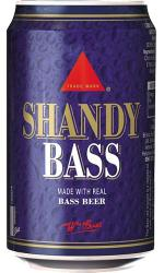 Bass - Shandy 24x 330ml Cans