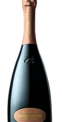 Bellavista - Franciacorta Gran Cuvee Rose Brut 2008-10 75cl Bottle
