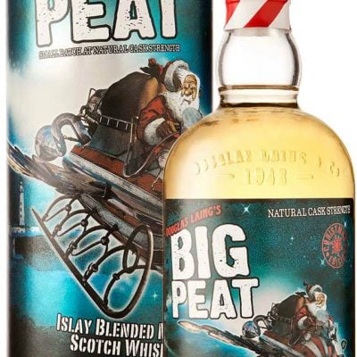 Big Peat - Christmas 2015 70cl Bottle