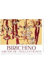 Birichino Vino - Grenache Vieilles Vignes 2013 75cl Bottle
