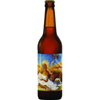 Blond Økologisk (Eco) - Hornbeer Brewery