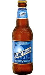 Blue Moon - Belgian White 24x 355ml Bottles