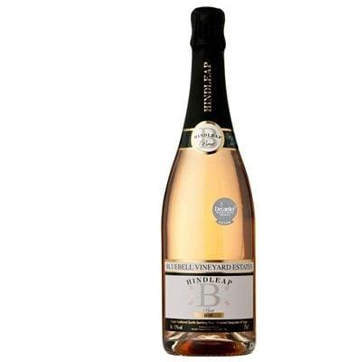 Bluebell Vineyard Hindleap Brut Rosé