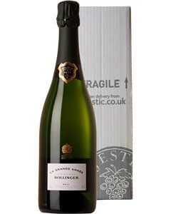 Bollinger Grande Année Single Bottle Champagne Gift
