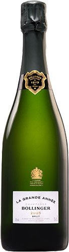 Bollinger - La Grande Annee 2005 75cl Bottle