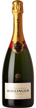 Bollinger Special Cuvée Single Bottle Champagne Gift