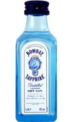 Bombay Sapphire - Miniature 5cl Miniature
