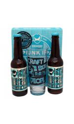 BrewDog - Punk IPA Gift Pack 2x 330ml Bottles