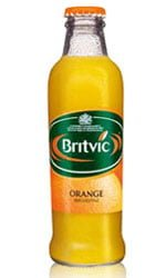 Britvic - Orange Juice (Mini Bottles) 24x 160ml Bottles