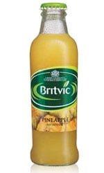 Britvic - Pineapple Juice (Mini Bottles) 24x 160ml Bottles