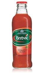 Britvic - Tomato Juice (Mini Bottles) 24x 160ml Bottles