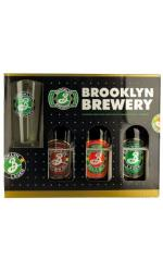 Brooklyn - Lager Gift Pack 3x 355ml Bottles