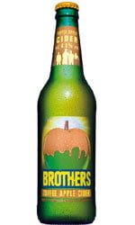 Brothers - Toffee Apple Cider 8x 500ml Bottles