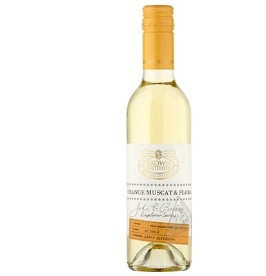 Brown Brothers Special Late Harvested Orange Muscat & Flora