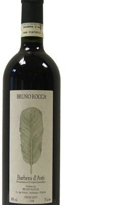 Bruno Rocca - Barbera d'Asti 2009 6x 75cl Bottles